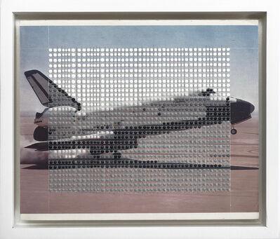 Nina Tichava, 'Borrowed Landscapes Study No.175/ FL, NASA, Space Shuttle', 2018