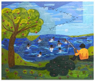 Azikiwe Mohammed, 'Mary Meachum Freedom Crossing', 2020