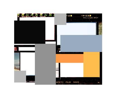 Serge Tousignant, 'Folio au carré noir (d'après Cuba, 1977)', 2014