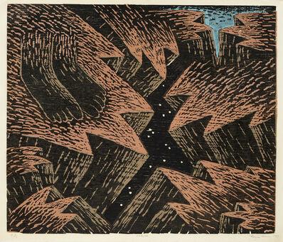 Louisa Chase, 'Chasm', 1983