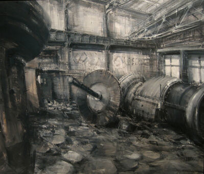 Alessandro Papetti, 'Turbine', 2007