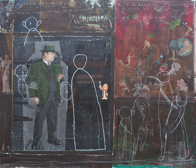 Armando Romero, 'Habano's House', 2013