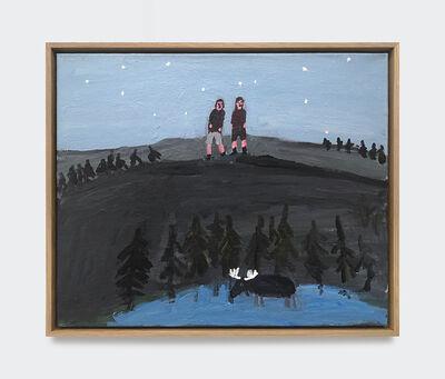 Kent Iwemyr, 'Under the Open Sky / Under bar himmel', 2020
