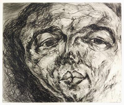 Marwan (Marwan Kassab-Bachi), 'Untitled ', 1973-1974