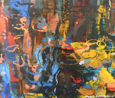 David Alexander, 'Rings After Fire', 2010