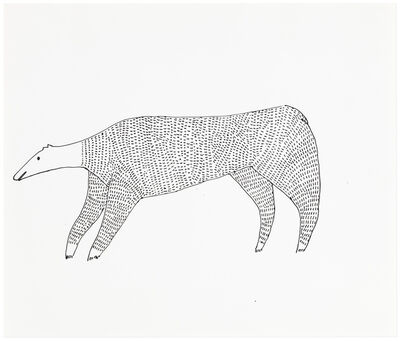 Judy Kensley McKie, 'Spotted Bear', undated