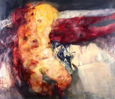Renzo Vespignani, 'Naked woman', 1962