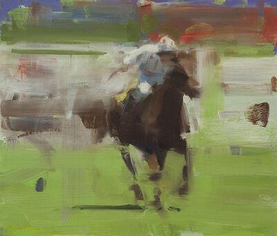 David Shevlino, 'Race Horse 2', 2016