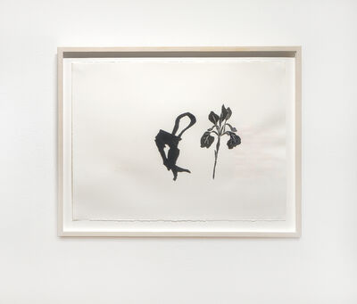 Jo Smail, 'Jo Smail and William Kentridge Collaboration 2', 2002