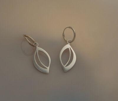 Katherine Marie Spahr, 'Matcha Hoop Earrings', 2000-2019