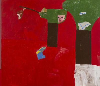 Danny Fox, 'Eraser (Leopold In The Congo)', 2016