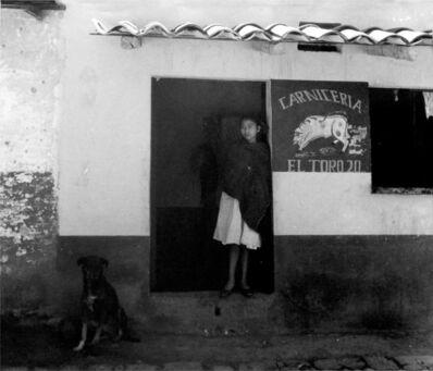 Manuel Álvarez Bravo, 'El Perro Veinte', 1958 (printed later)