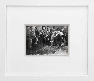 Joseph Beuys, 'mit-neben-gegen', 1976