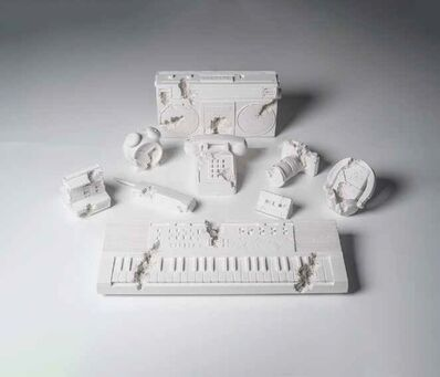 Daniel Arsham, 'Future Relics, Complete Excavation Set of Nine', 2013-18