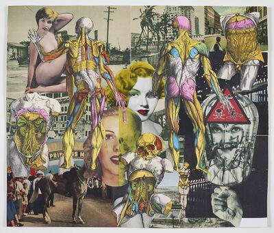 Keiichi Tanaami, 'Collage Book 7_50', 1970
