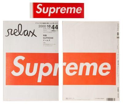 Supreme, 'Relax Magazine', 2000