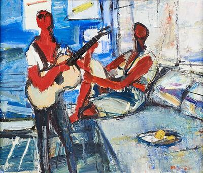 Sigmund Menkes, 'Untitled (Guitarist)'