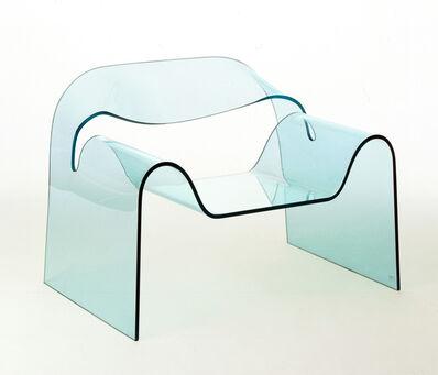 "Cini Boeri, '""Ghost"" chair', 1987"