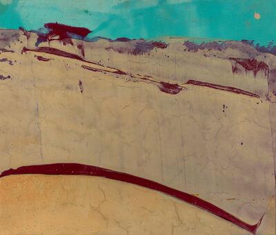 Walter Darby Bannard, 'Red Rock', 1978