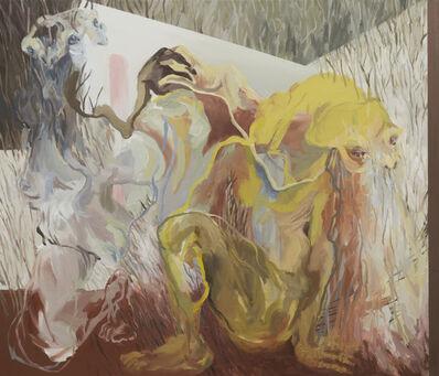 Marina Roca Die, 'Porcupine Couple I', 2015