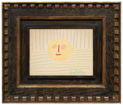 Pablo Picasso, 'Sunshine', 1956