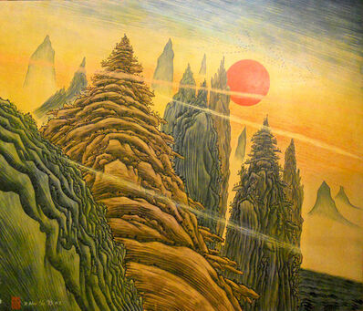 Don Ahn, 'Himalayans Series'