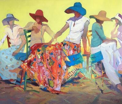 Michael Steirnagle, 'Blue Purse', 2019