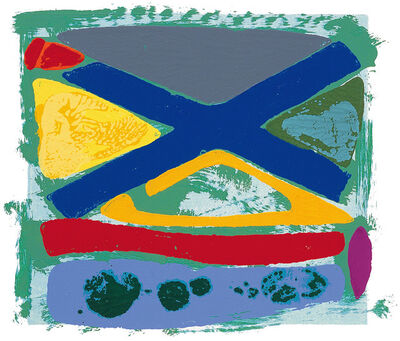 Anthony Frost, 'Green Blues', 2009
