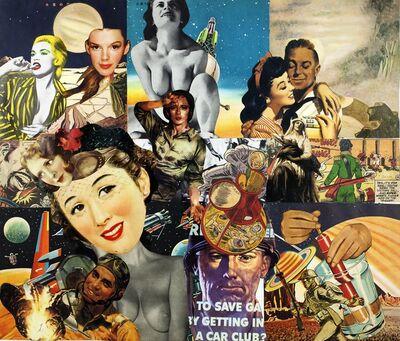 Keiichi Tanaami, 'Collage Book 7_32 (1969-1975)', 1969