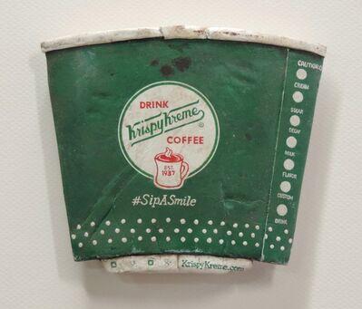 Thomas Pfannerstill, 'Krispy Kreme Coffe ', 2019