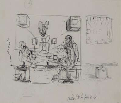 Salvador Dalí, 'Cube Del Mar', 1904-1989