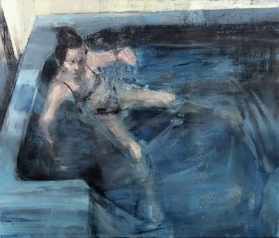Tibor Simon-Mazula, 'Hot Tub No1', 2015