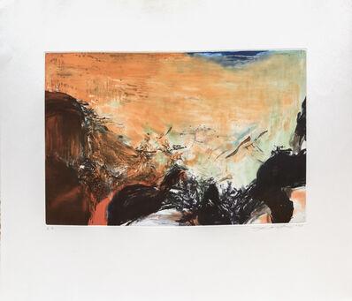 Zao Wou-Ki 趙無極, 'Untitled', 1978