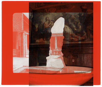 F&D Cartier, 'Pompeii Venezia from the series Grand Tour Revisited', 2014