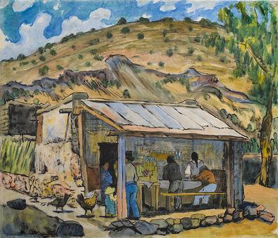 Diego Rivera, 'Cantina', Circa 1937