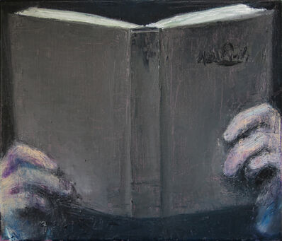 András Király, 'The book that I can never finish reading', 2016