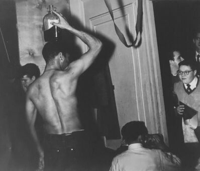 Weegee, 'Greenwich Village Rent Party, New York', ca. 1956