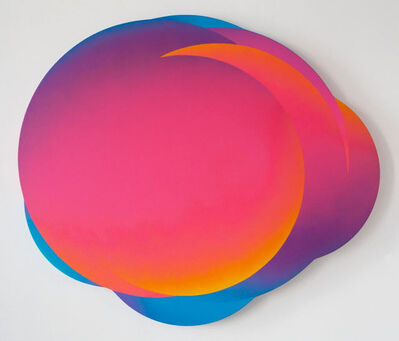 Jan Kaláb, 'Miami Cloud 9-1', 2017