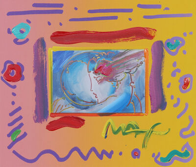 Peter Max, 'I Love the World', 1999
