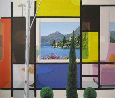 Bob Knox, 'Mondrian's Glass House', 2019