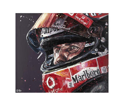 Paul Oz, 'Michael Schumacher', 2015
