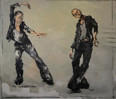 Gabriel Schmitz, 'Two Dancers', 2018