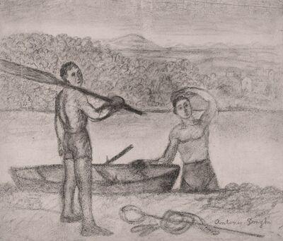 Antonio Donghi, 'Tevere', 1934 ca.