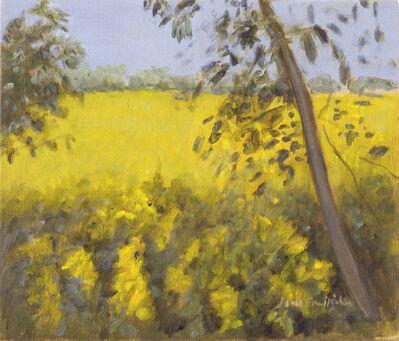 Jane Freilicher, 'Field of Gold I', 2000
