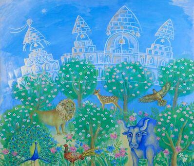 Roza Dzhangaracheva, 'Under the blue sky', 2006