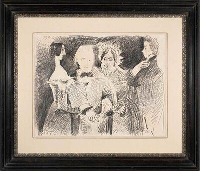 Pablo Picasso, 'Portrait de famille', 1962
