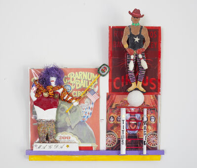 Tommy Thomas, 'Circus I', ca. 2004