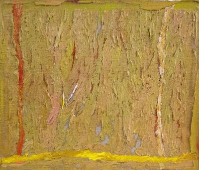 Stanley Boxer, 'Weepingdews', 1974