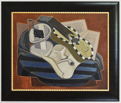 Dick Frizzell, 'The Second Juan Gris Still Life', 2020