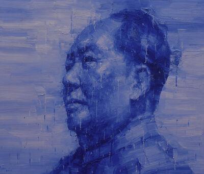 Adam Chang, 'Mao in Blue', 2017